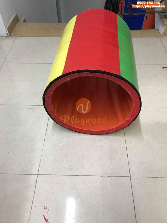 Bộ vận động ống chui mềm cho bé PW-4103