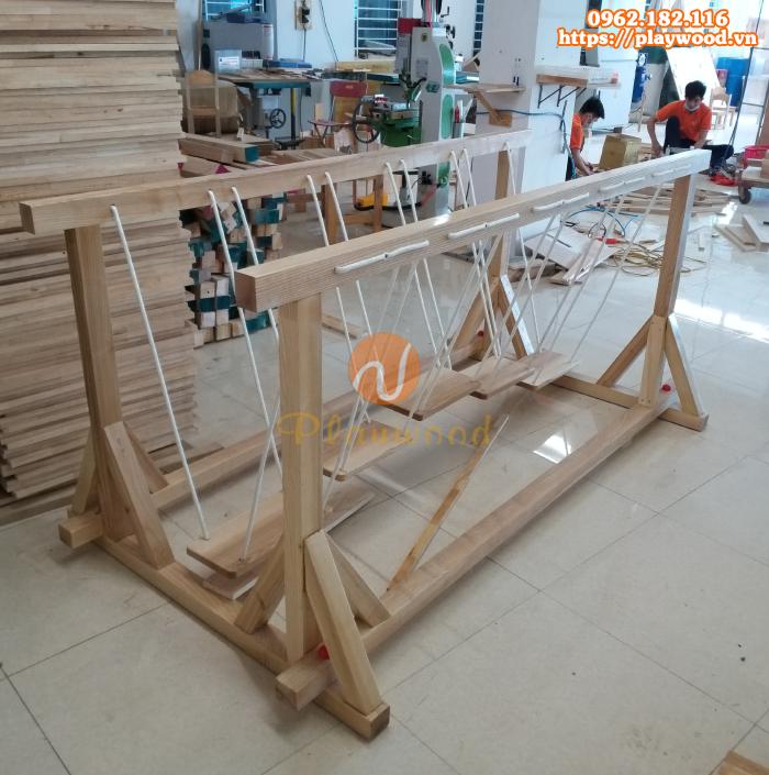 Cầu giao động thăng bằng vận động cho bé PW-2107-2
