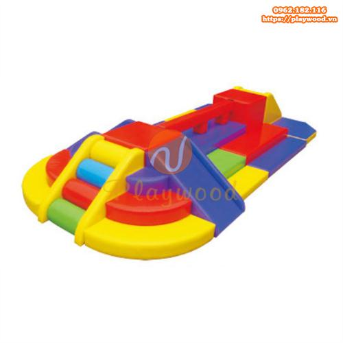 Mẫu đồ chơi vận động mềm cho bé mầm non PW-4123