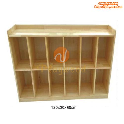 Tủ để đồ cho bé mầm non PW-1110