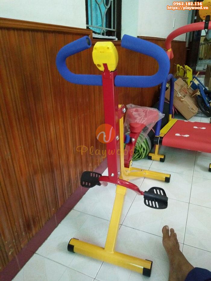 Bộ tập gym kiểu xe đạp thể hình cho bé PW-4303
