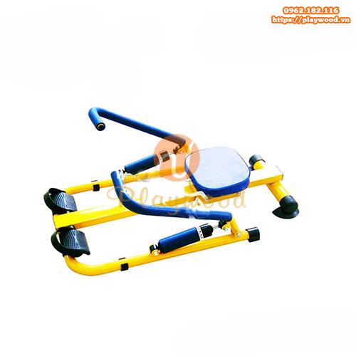 Dụng cụ tập gym cho trẻ em kiểu chèo thuyền PW-4307