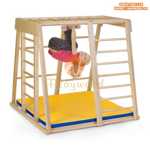 Mẫu thang leo xà đu cho trẻ em giá rẻ PW-2709