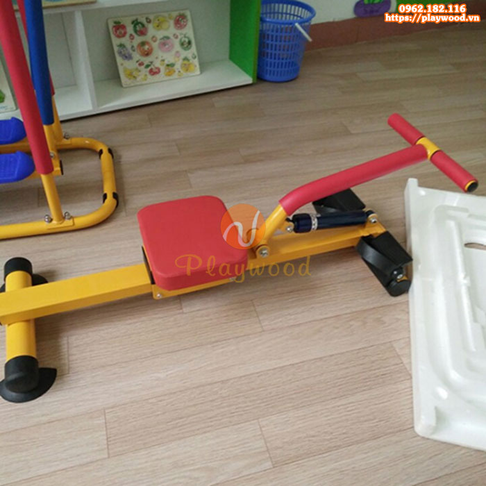 Máy chèo thuyền đơn cho bé mầm non PW-4301