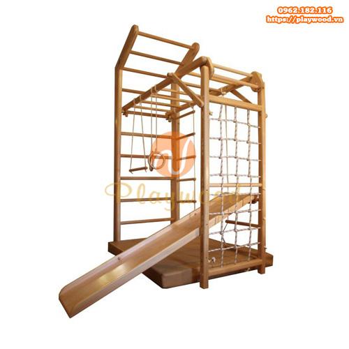 Thang leo vận động đa năng cho bé mầm non PW-2704