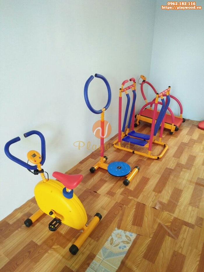 Thiết bị tập gym cho trẻ em máy chạy tại chỗ PW-4308