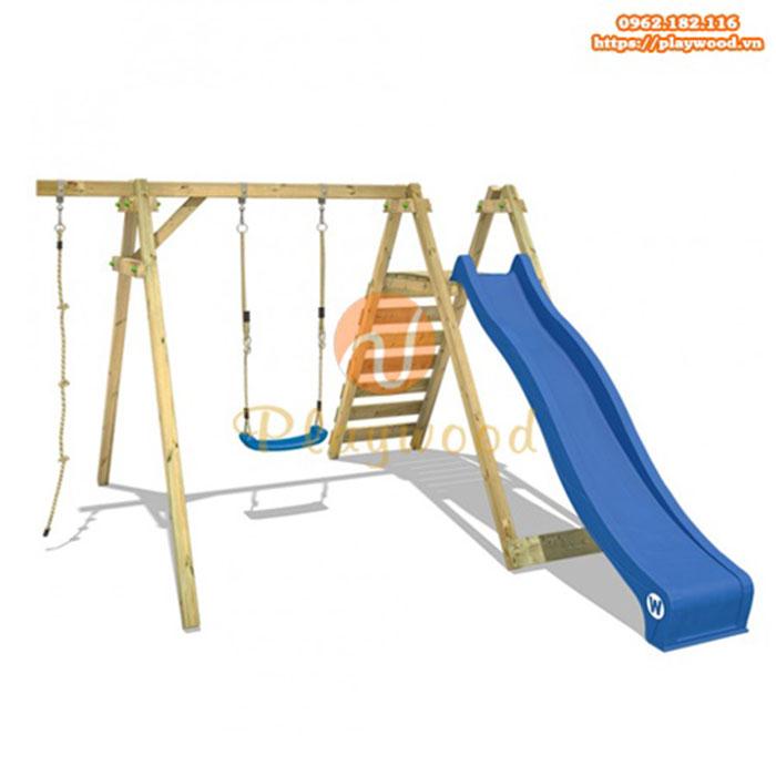 Lưu ý cần thiết khi cho bé chơi xích đu gỗ để đảm bảo an toàn